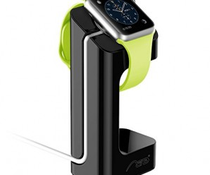 Apple Watch Stand, Aerb Apple Watch Stand Bracket Docking Station Charger Holder for Both 38mm and 42mm