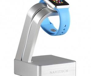 Navitech Apple Watch Aluminium Charging Dock / Station / Platform
