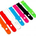 Alpha-x 7 Color Watch Replacement Bands for Apple Iwatch (42mm 7pcs Daily Colors)