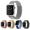 Teslasz BIS00301 38 mm Stainless Steel Milanese Loop Strap Magnetic Buckle Wrist Band for Apple iWatch – Silver