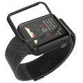 Bandmax High Quality Alloy Protective Cover 38mm Apple Watch Case (Black)