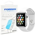 [3-Pack] FORDIGI Apple Watch Premium HD Clear 42mm Screen Protector