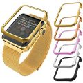 Apple Watch Case(42MM), Bandmax Lightweight High Quality 18K Gold Plated Hard Protective Case for Apple Watch/Watch Sport/Watch Edition Accessories