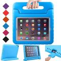 BMOUO iPad Air EVA ShockProof Light Weight Kids Case with Handle for Apple iPad Air (iPad 5th Generation – 2013 Release) 9.7-inch Tablet – Blue